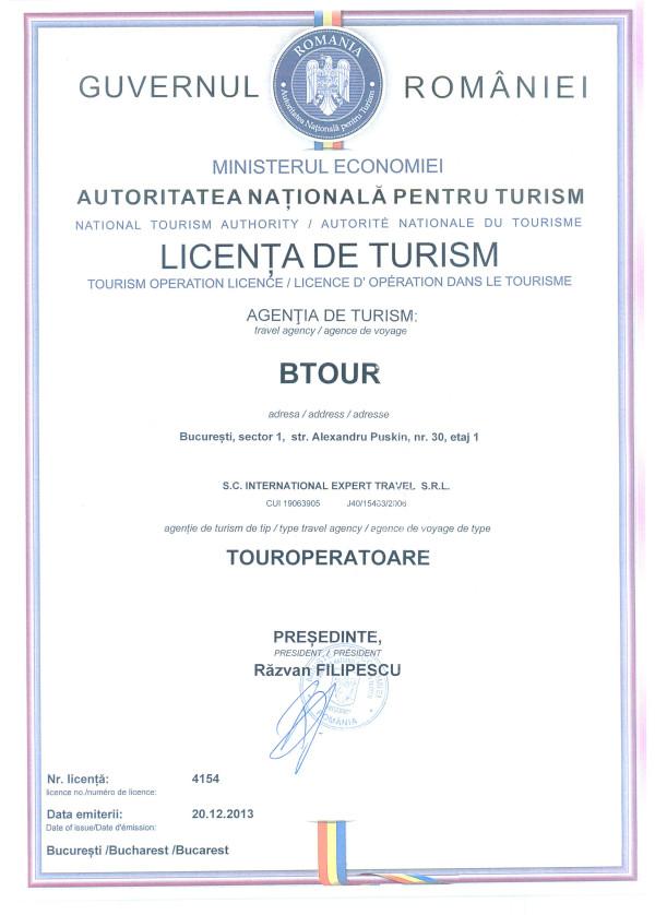 Licenta de Turism BTOUR crop